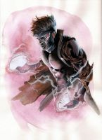Gambit by Paul-art