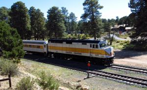 Grand Canyon Railway 237 by kissfan09