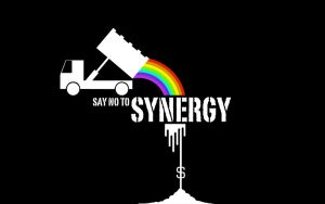 Say No To Synergy by Dgym