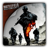 Battlefield Bad Company 2 icon by Themx141