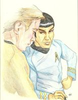 At Your Side [Spirk] by AloiInTheSky