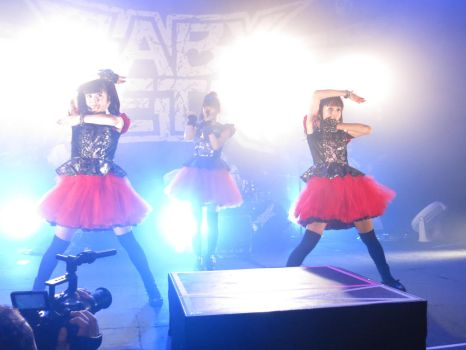 BABYMETAL 15 by iancinerate