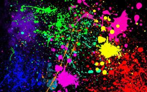 SPLATTER PAINT by Avenged-SiiNz