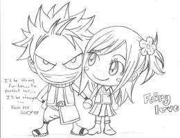 ...for MY Lucy by SKR-cha