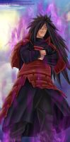 Madara is coming by Naruto-MC