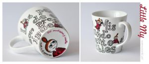 Moomins - Little My Mug 2 by smist