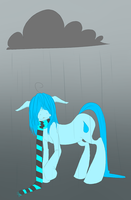 Drizzle Drop - Art Trade by Battleseed