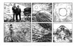 Ulysses Pages - No 11 Drowned man by besnglist