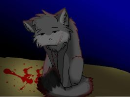 Bloody nothings. by SianiiTheWolf