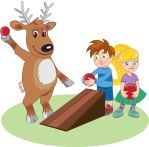 Vector illustration for a childrens book by komus