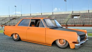 1963 Opel Rekord by SamCurry