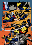 Wolverine Page 4 by Blackmoonrose13