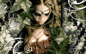 Favole Ivy WP v. Garden Angel by Hallucination-Walker