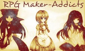 RPGMaker-Addicts Cover Entry by MinakoHinaki
