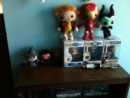 Funko! Pop Collection by JadeTorchwood