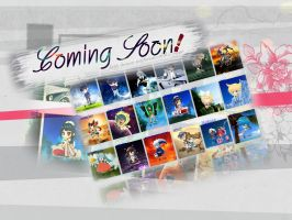 [BakuganFC][Pet shop updates Banner] Coming soon! by etershine
