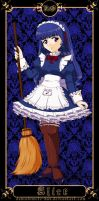 RO Alice card by dakishimete-kun