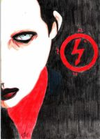 The AntiChrist Superstar by LauriMikko