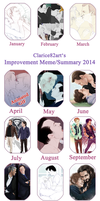 Art Summary 2014 by RedPassion