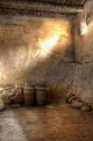 Pots In the Room by Timothy-Sim