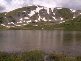 Ptarmigan Lake by yellow-jester-kitty