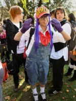 01 - Arale by TheBurningWitch