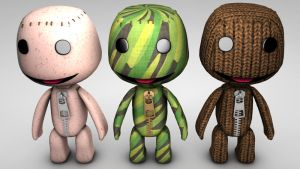 Sackboys by theaaronp