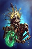 Witch Doctor by MpakC