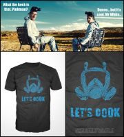 Let's cook a T-shirt!! by Skadi-r