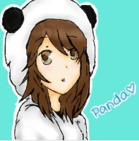 HI, MY NAME IS PANDA. by IIHelloPandaII