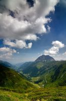 Alpine summer 2010 II by mutrus