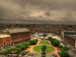 St Petersburg by sirguynimrod