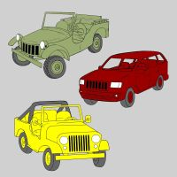 Jeep by Crossabre