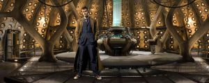 Doctor in the tardis by kleeng