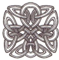 Celtic Knot 005 by ppunker
