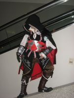 Ezio Auditore-SakuraCon 2010 by Volts48