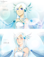 Art Improvement Meme by kamillyanna