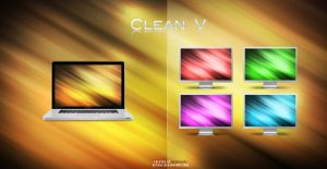 Clean V by MathieuBerenguer