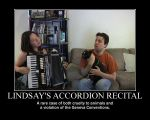 Motivation - Lindsay's Accordion Recital by Songue