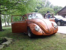My 1965 VW beetle 2 by BackMasker