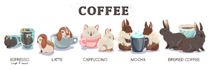 coffee buns by alienfirst