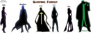 Sleeping Forest by Avenger94