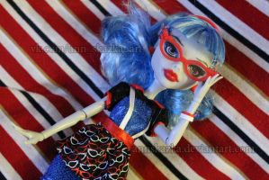 Ghoulia Yelps by AnnSkazka