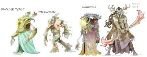 Concepts for Sacred Seasons 12 by Nezart