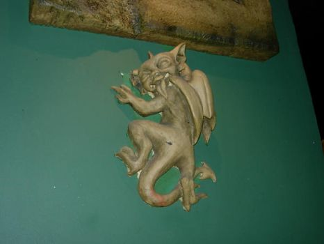 Gargoyle by EstelDreamingStock