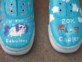 Pony Shoes 3 by cricketsongg