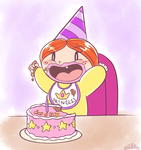 Princess' 1st Birthday by PrincessCallyie