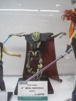 starwars general grievous Statues by WhiteFox89