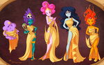 AT - We Are The Muses by Laurangeblossom