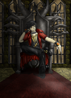King of the Underworld by Saphira6666